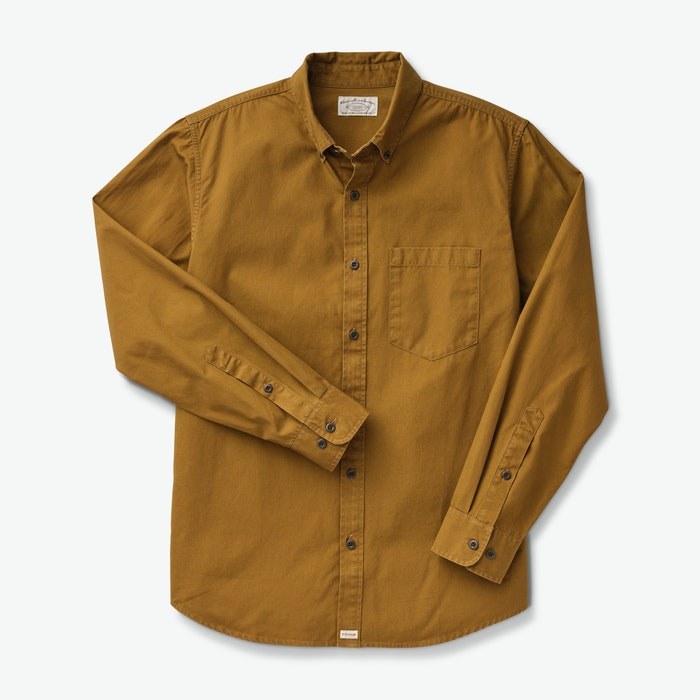 Filson shirt review