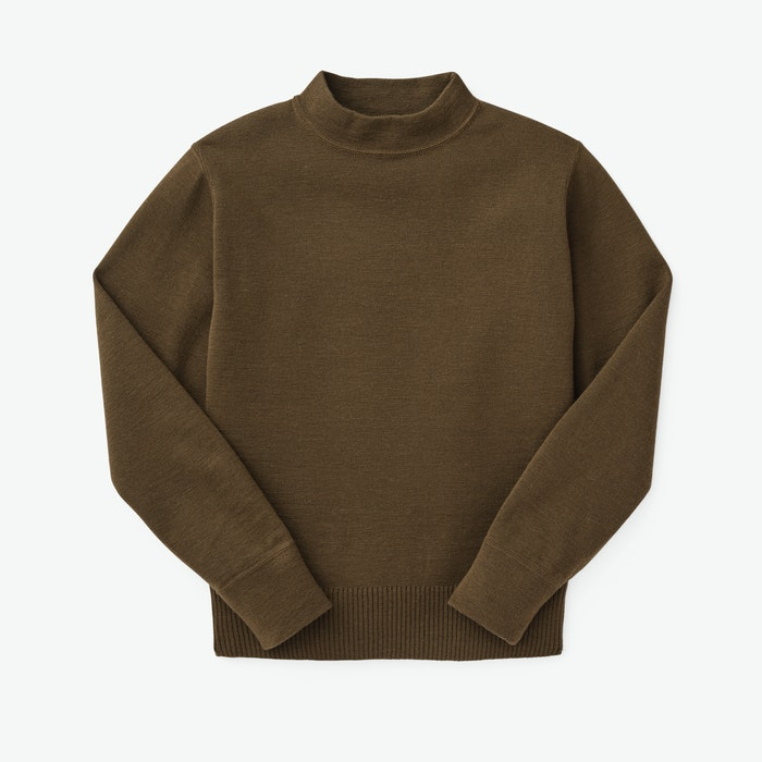 Men's Vintage Sweaters History Lightweight Wool Sweater $250.00 AT vintagedancer.com