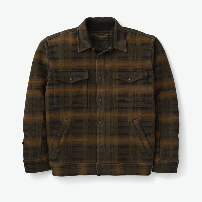 Men's Vintage Workwear Inspired Clothing Beartooth Camp Jacket $250.00 AT vintagedancer.com