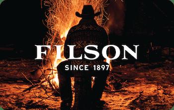 Filson Digital Gift Card